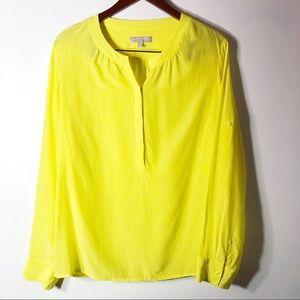 🛍  Banana Republic 💯silk  blouse